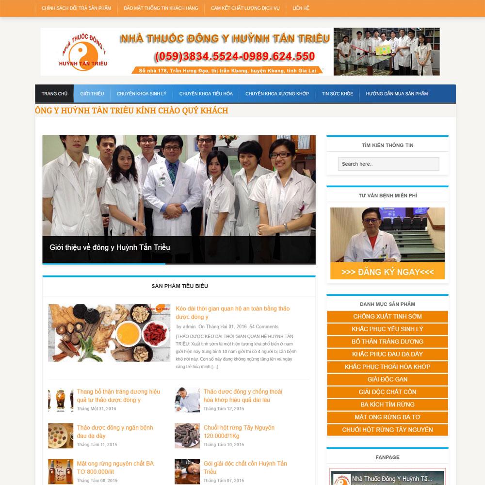 Website Tin Tức Chia Sẻ Kiến Thức Sinh Lý Nam WBT78