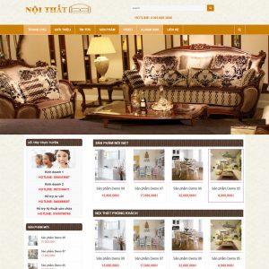 Website Nội Thất WBT90