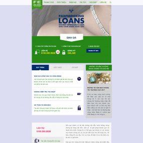 Website Cho Vay Vốn, Cầm đồ WBT96