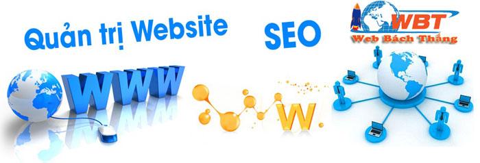 khóa học quản trị website chuyên nghiệp