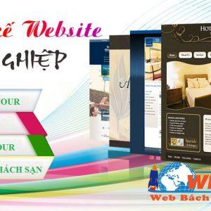 Thiết Kế Website Du Lịch Giá Rẻ