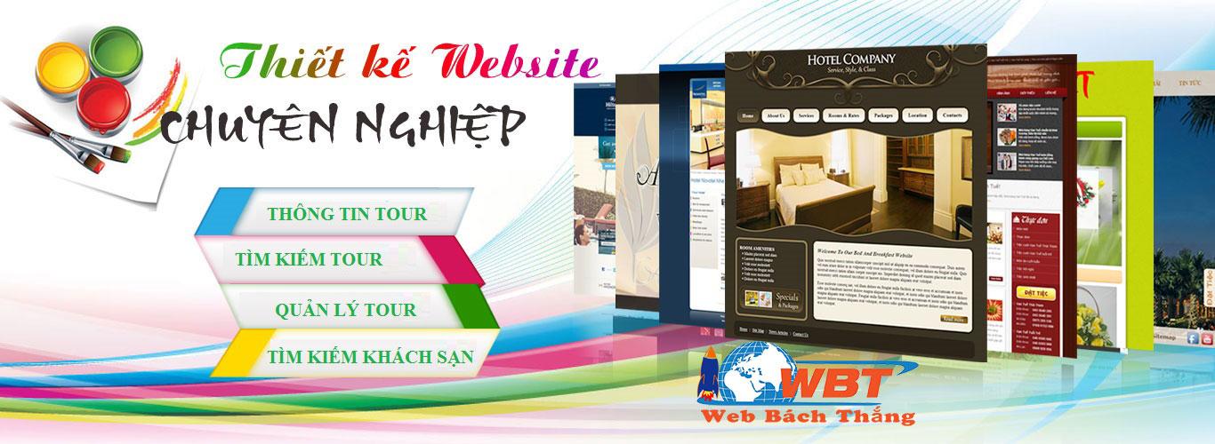 Thiết Kế Website Du Lịch đẹp Chuyên Nghiệp, Giá Rẻ Uy Tín
