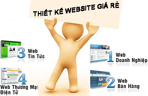 Thiết kế website giá rẻ tại hà nội, uy tín, chất lượng, chuẩn seo