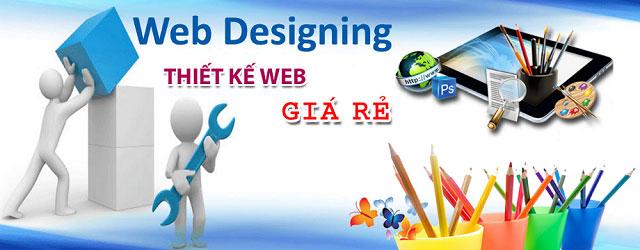 Thiết kế website giá rẻ tại hà nội, uy tín, chất lượng