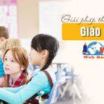 Thiết Kế Website Giáo Dục, Trường Học Giá Rẻ Uy Tín Chất Lượng
