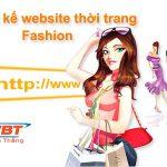 Thiết kế website thời trang giá rẻ, chuẩn seo dễ lên top 1 google