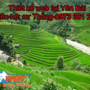 Thiết Kế Website Tại Yên Bái