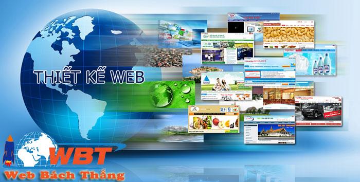 Thiết kế website tại bình phước giá rẻ