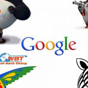 Các Thuật Toán Của Google WBT