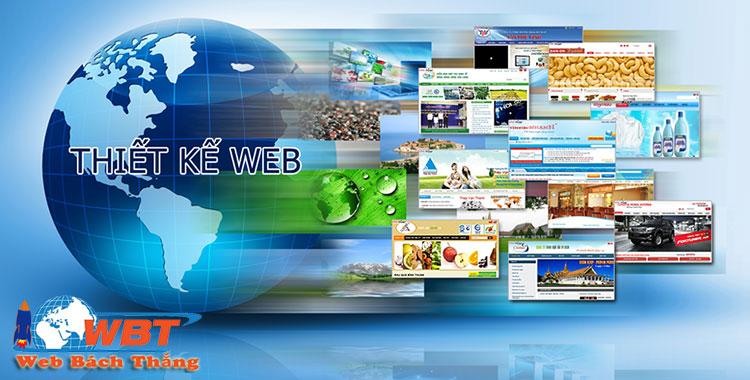 Thiết kế website tại vũng tàu giá rẻ