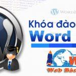 Khóa học thiết kế website online bằng wordpress rất dễ làm
