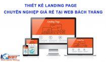 Thiết Kế Landing Page Chuyên Nghiệp