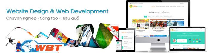 Thiết kế website tại bắc ninh  giá rẻ