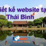 Thiết Kế Website Tại Thái Bình Giá Rẻ Chuẩn SEO – WEB BÁCH THẮNG