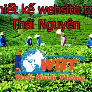 Thiết Kế Web Tại Thái Nguyên