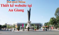 Thiết Kế Website Tại Tỉnh An Giang