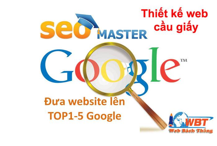 thiết kế website tại cầu giấy giá rẻ