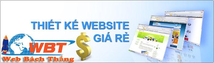 Thiết kế website tại Quảng Ninh giá rẻ