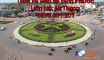 Thiết Kế Website Tại Bình Phước Chuẩn Seo