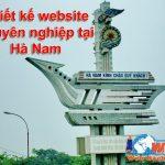 Thiết Kế Website Tại Hà Nam Giá Rẻ Chuẩn SEO Dễ Dàng Lên TOP