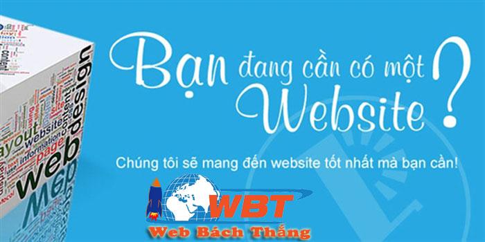 Thiết kế website tại hoài đức giá rẻ