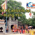 Thiết Kế Website Tại Hưng Yên Giá Rẻ Chuyên Nghiệp Hỗ Trợ Nhiệt Tình