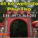 Thiết Kế Website Tại Phú Thọ Giá Rẻ Chuyên Nghiệp Uy Tín Nhất