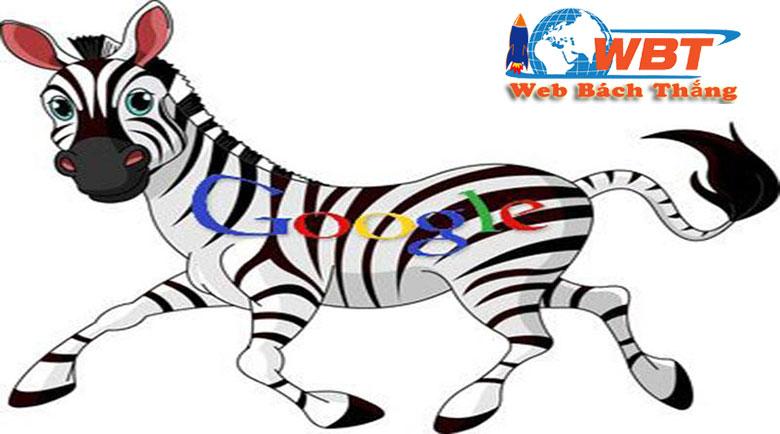 Thuật toán mới Google Zebra