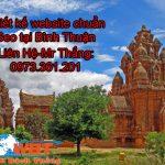 Thiết Kế Website Tại Bình Thuận Chuẩn Seo Chuẩn Mobile 100%