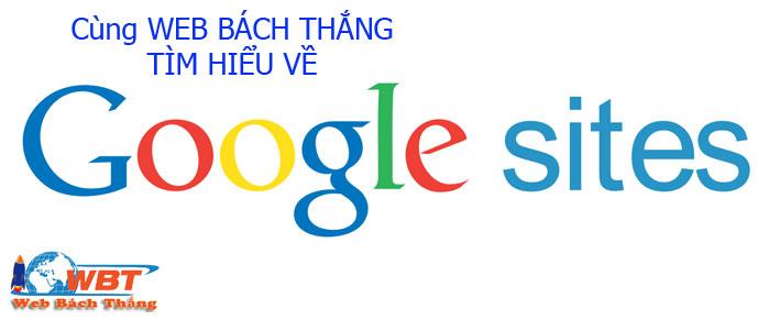 GAME WEB BÁCH THẮNG google site là gì