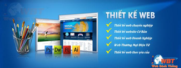 thiết kế website tại Quảng Trị chuẩn Seo