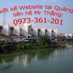 Thiết Kế Website Tại Quảng Trị Chuẩn Seo Uy Tín Giá Rẻ