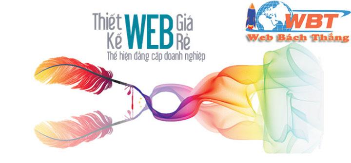 thiết kế website tại nam từ liêm giá rẻ