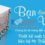 Thiết kế website tại lạng Sơn, uy tín, chất lượng chuẩn SEO