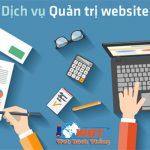 Dịch vụ quản trị website giá rẻ chuyên nghiệp uy tín số 1 việt nam