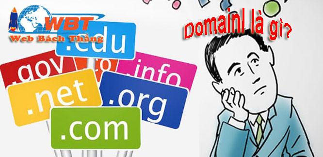 Domain là gì