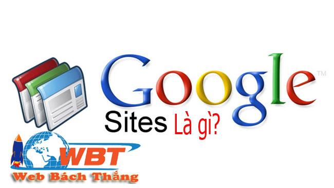 google site là gì?