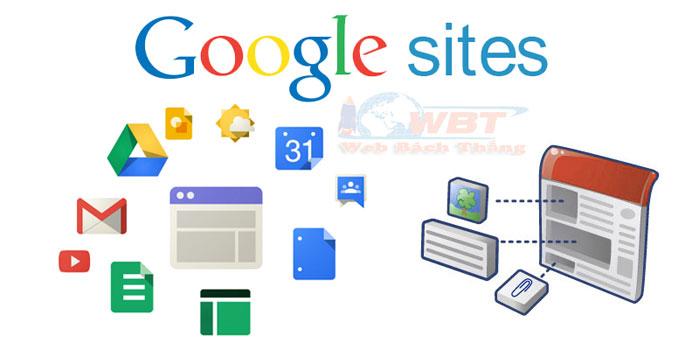 lợi ích của google site là gì?