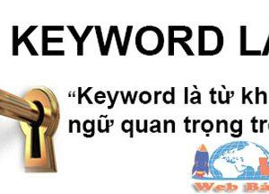 Keyword Quan Trọng Với SEO