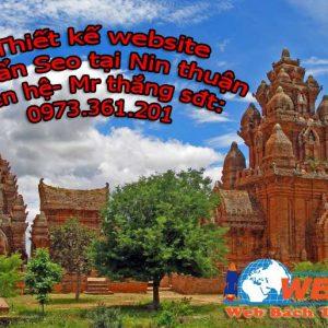 Thiết Kế Website Tại Ninh Thuận Giá Rẻ Chuẩn Seo