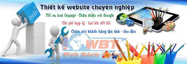 thiết kế website uy tín tại khánh hòa
