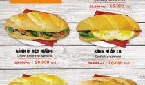 Thiết Kế Website Cửa Hàng Bánh Mì