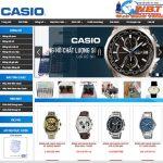 Thiết kế website bán đồng hồ giá rẻ đẹp chuyên nghiệp chuẩn seo