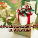 Thiết Kế Website Bán Quà Tặng Giá Rẻ Chuyên Nghiệp.