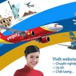 Thiết Kế Website Bán Vé Máy Bay Chuyên Nghiệp Giá Rẻ Chuẩn Seo