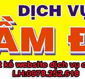 Thiết Kế Website Dịch Vụ Cầm đồ