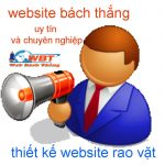 Thiết Kế Website Giao Vặt