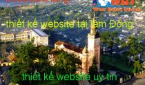 Thiết Kế Website Tại Lâm đồng