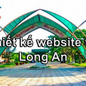 Thiết Kế Website Tại Long An