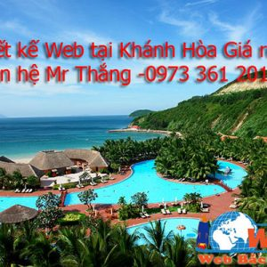 Thiết Kế Website Tại Khánh Hòa Chuyên Nghiệp